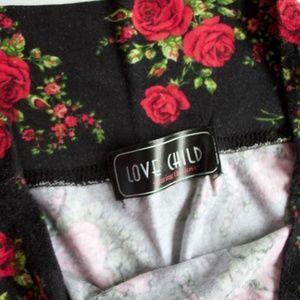 Skirts - Rose Mini Skirt
